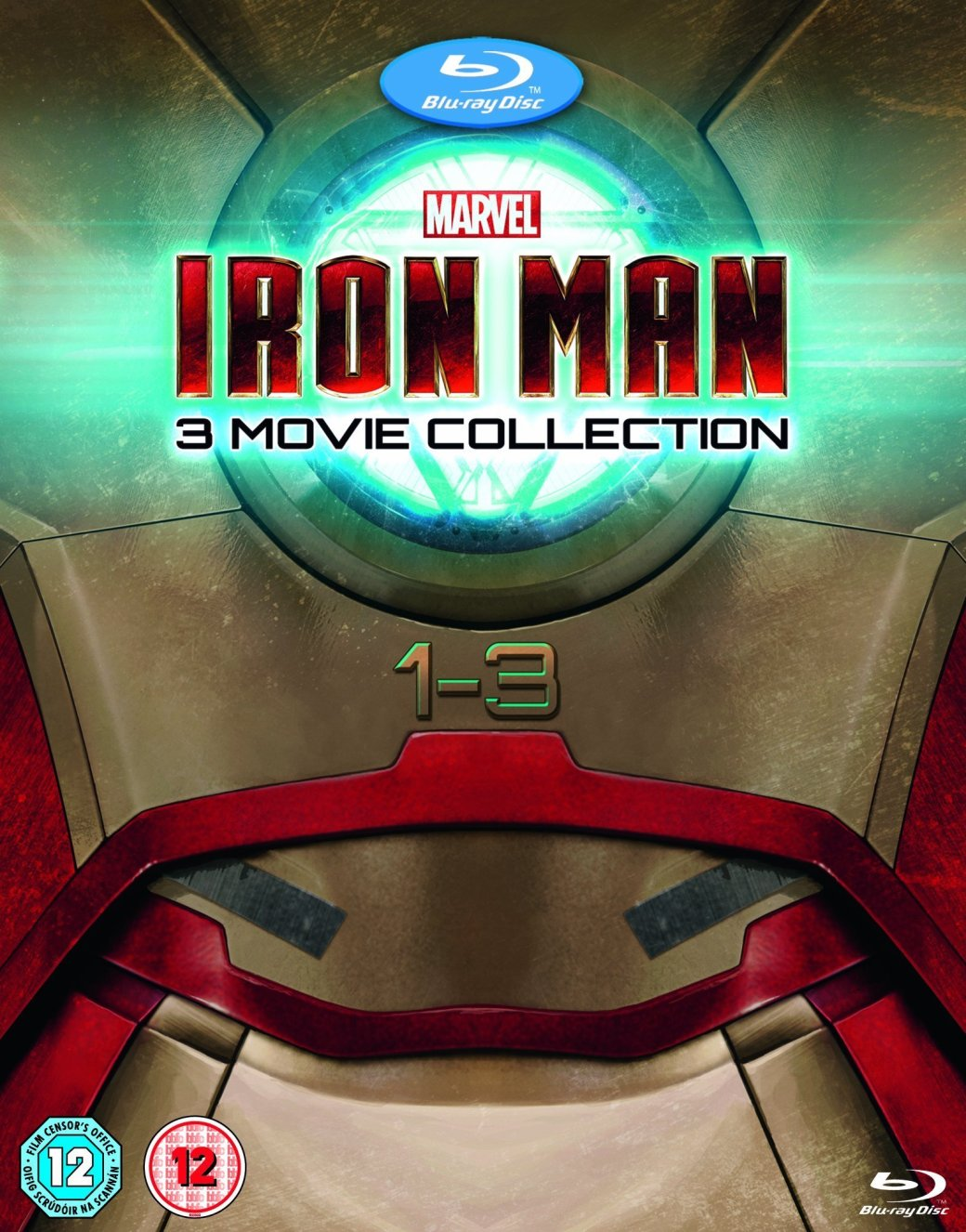 IronMan.Blu-Ray.Collections